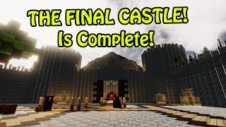 IT'S FINISHED! :D - Download the Save File! | Colony Survival Giant Colony #17