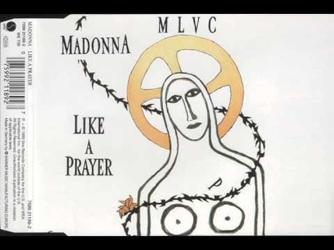 Madonna - Like a prayer 1989 HQ (Shep Pettibone 12'' Dance Mix 07:55').mov