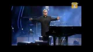 Скачать Elton John Your Song Festival De Viña 2013