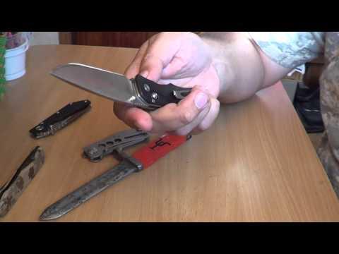 О ножах и их характерах. Мистика? Бред? Может быть