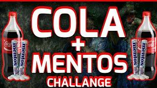 Mentos Challenge ;)