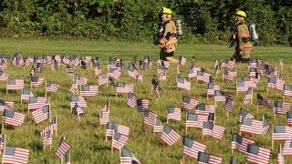 Michigan American Legion members host Running For Heroes 9/11 event