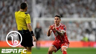 Do referees favor Real Madrid in Champions League matches? | ESPN FC
