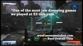 HAWKEN - E3 2012 Awards Showcase