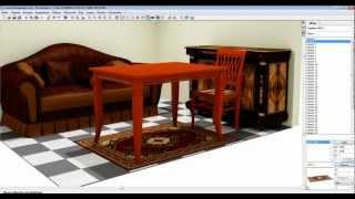 KitchenDraw 6.5. 3D warehouse