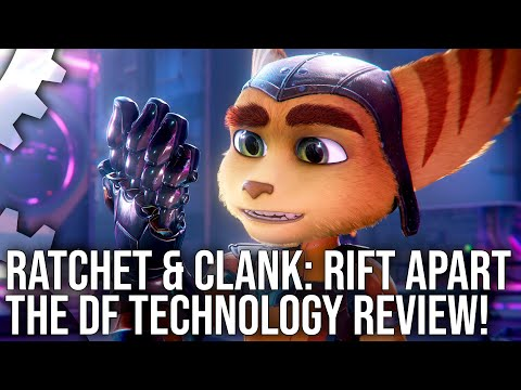 Ratchet and Clank: Rift Apart PS5 – The Digital Foundry Tech Review