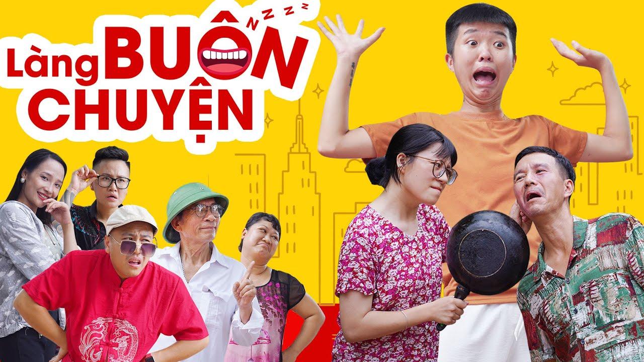 [Nhạc Chế] Làng Buôn Chuyện - Người Ấy Trịnh Thăng Bình Parody - Tôm Lẩu Thái