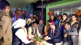 Nisha kumari ka Tilak in Chapra dt 8/12/2017