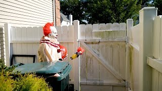 Pennywise from It Broke into our House and left us a present that w...