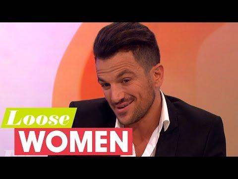Peter Andre Shocks The Loose Women In Baby Decision Debate | Loose Women