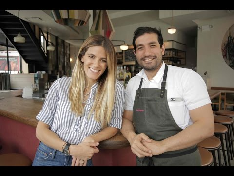 Eden Eats NYC, with chef Erik Ramirez at Llama Inn (Peruvian cuisine)