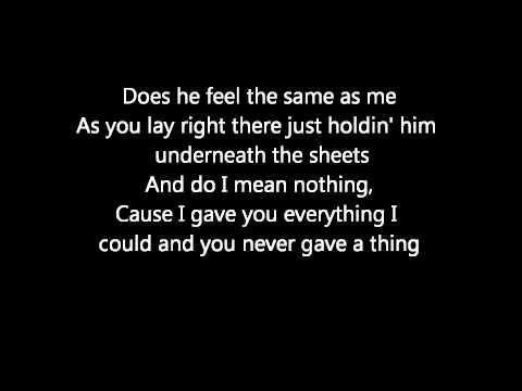 No One - Maverick Sabre (lyrics)