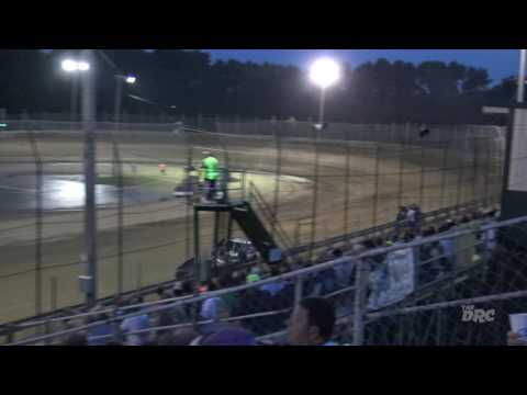 Moler Raceway Park | 8.19.16 | 10th Annual Ike Moler Memorial | UMP Modifieds | Heat 2
