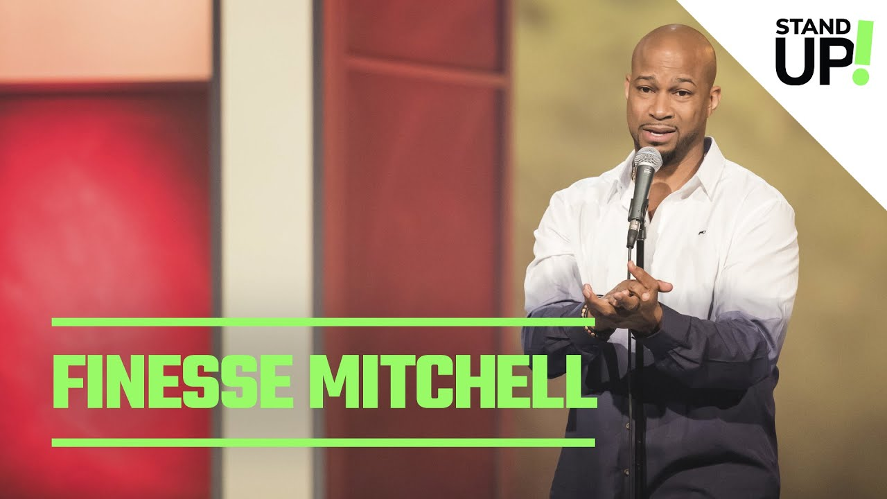 Finesse Mitchell Turns 40 And Realizes Things Have Change