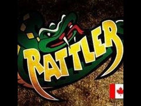 Bradford Rattlers vs Colborne Chiefs Live Stream 11-08-2015