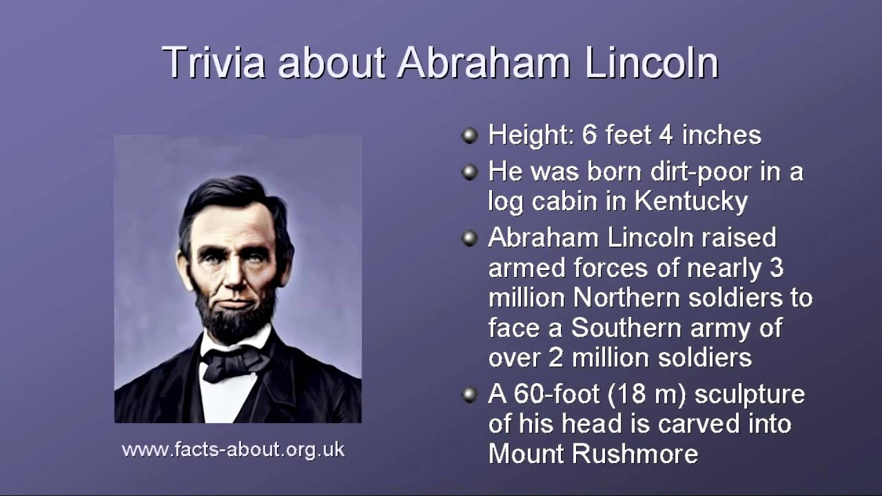 The early life and significant contributions of abraham lincoln