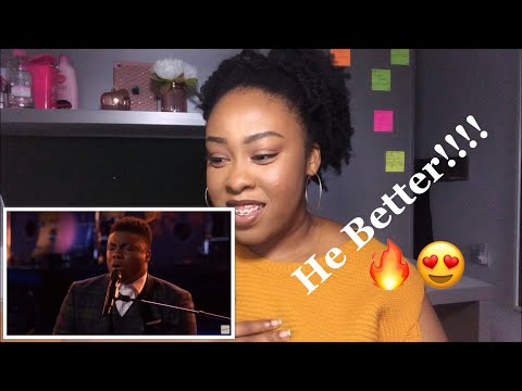 """Kirk Jay """"In Case You Didn't Know"""" The Voice 2018 Knockouts and Audition (Reaction)"""