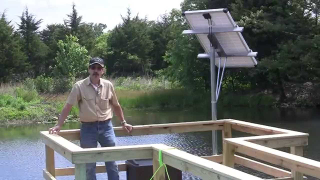 Solar Pond Aeration Wiring Diagram 12 Panel Missouri Wind And Has New Kit With Rh Youtube Com Volt Rv