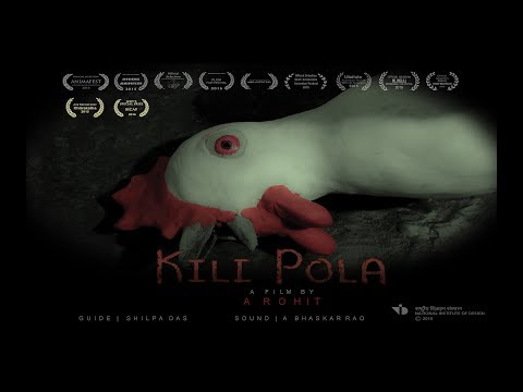 HF03 - Kili Pola (Like a Parrot) | Rohit Asokan | Award Winning Animation | Hook Films