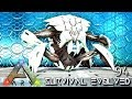 ARK: SURVIVAL EVOLVED - NEW TEK MECH TANK DRONE ROBOT FOREWORLD MYTH E94 (MOD EXTINCTION CORE)