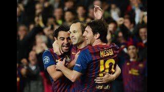 Barcelona vs Ac Milan 3-1 - UCL 2011/2012 Full Highlights HD