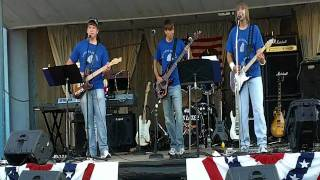 Endless Shadows Love And Hate Paden City WV Labor Day 9/4/2010 JVC FM1