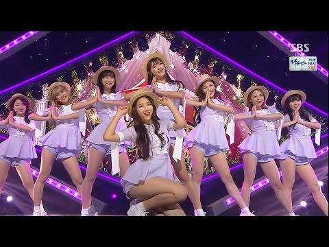 OH MY GIRL_Windy Day/오마이걸_윈디데이/교차편집_Stage Mix 1080p 60f