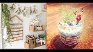 【DIY】今、流行っているお洒落なのに、簡単な手作りインテリア雑貨7選♡~Even though it is stylish, simple handmade interior goods.