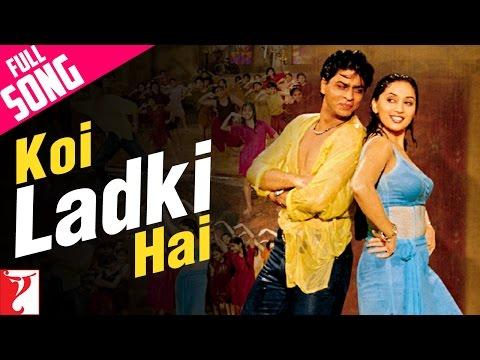 Koi Ladki Hai  Full Song  Dil To Pagal Hai  Shah Rukh Khan  Madhuri Dixit  Karisma Kapoor