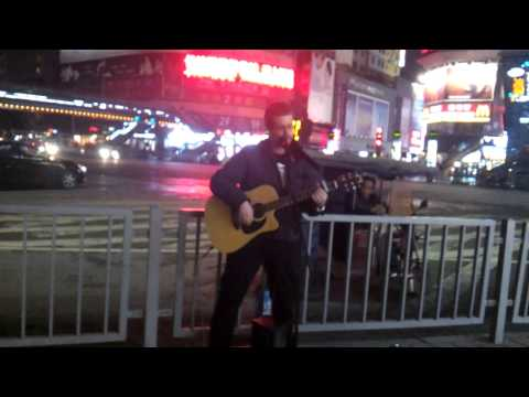 Gary Jules - Mad world (Acoustic street...