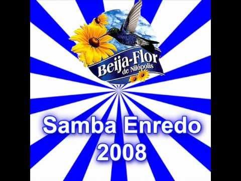 BEIJA FLOR 2008 Áudio AO VIVO.wmv