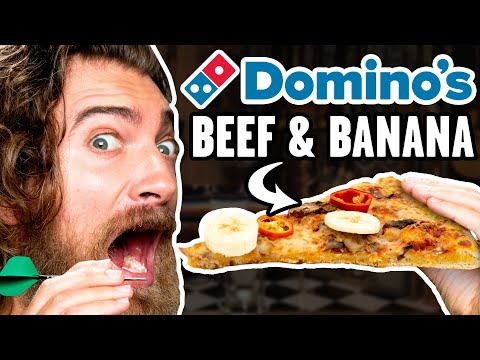 International Domino's Pizza Taste Test