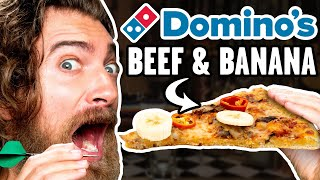 International Domino's Pizza Taste Test
