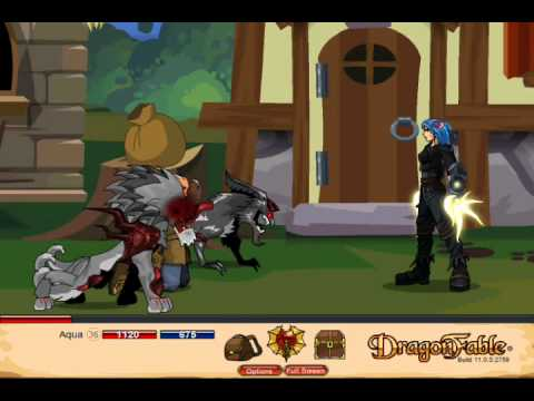 Let's Play Dragon Fable Pt 106 - The Spy of Falconreach - Didn't see that coming...