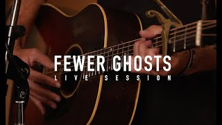 "Joshua Radin - ""Fewer Ghosts"" (Live Session)"