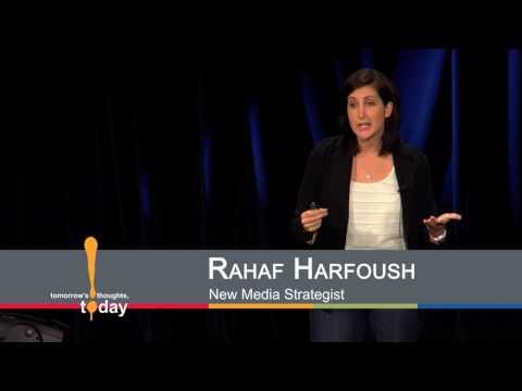 "Rahaf Harfoush ""How Social Media Strategy Built the Obama Brand"" @ The CMA's next:2010 Convention"