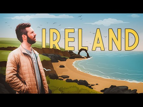 My First Trip to Ireland: Travel Film