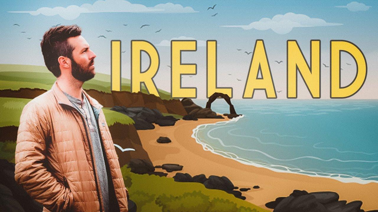 My First Trip to Ireland: Travel Film