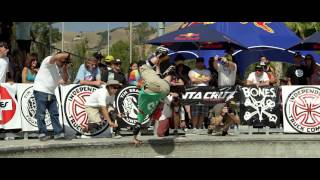 Tim Brauch Foundation Bowl Contest PSA: Lake Cunningham, San Jose CA 2015