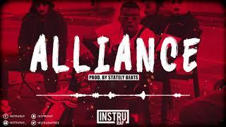 [FREE] Instru Rap Type TIMAL x ZEGUERRE   Instrumental Rap Trap/Lourd - ALLIANCE - Prod. By Stately