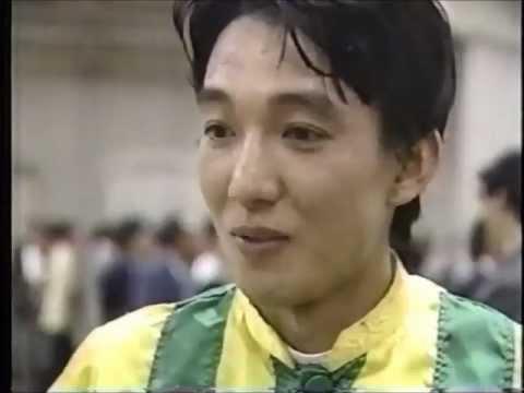 1987年オークス 勝利騎手インタ...