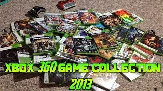 Xbox 360 Game Collection 2013(Its been a year since I showed you guys my Xbox 360 game collection so here you go. This is my complete Xbox 360 collection 2013 edition :) Also make sure ..., 2013-10-13T00:55:18.000Z)