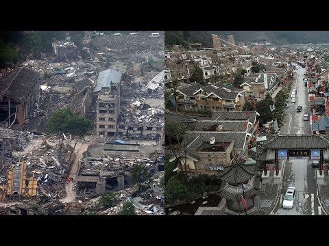 10 years on: Wenchuan's rebirth after devastating quake