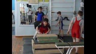Тяжёлая атлетика Прыжки после тренировок
