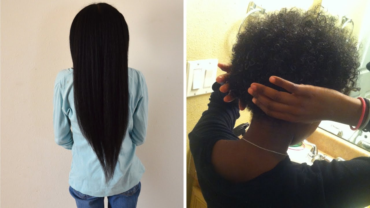 natural hair 12 year girl