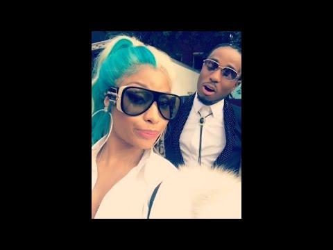 Behind The Scenes Of She For Keeps By Quavo & Nicki Minaj