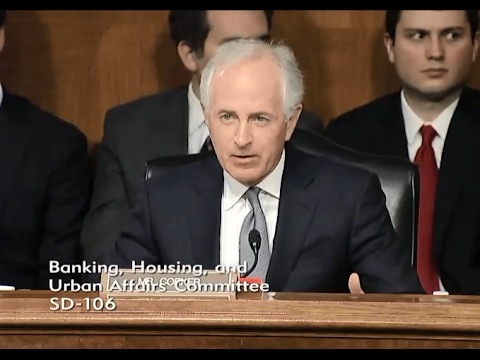 Corker: U.S. Fiscal Course is Unsustainable