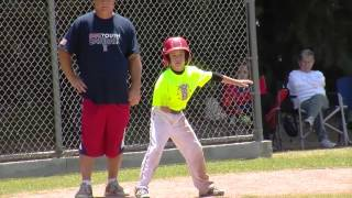 10 year-old baseball kid with one arm is a true All Star -  Grayden Lucas