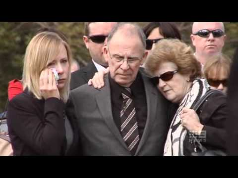 Funeral for Nick Edwards - Gracetown shark attack victim | Thursday, August 26, 2010