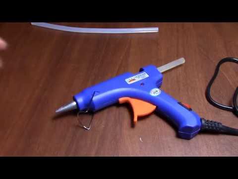 Самый лучший клеевой пистолет с Aliexpress из Китая
